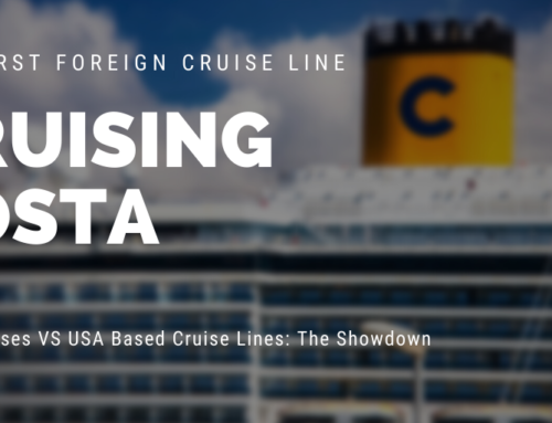 Costa Cruise Line: Our First Foreign Cruise